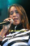 Люсинда Родос-Флаэрти, фото 2. Lucinda Rhodes-Flaherty Rhodes Flaherty - Notw top plus star scan, foto 2