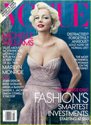 Michelle Williams - Vogue October 2011