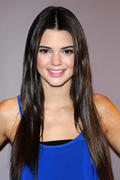 Kendall Jenner at the ULTA Beauty Stores Donate With A Kiss event in LA 10/12/12