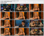 *Req Fill* Jessica Capshaw on Lopez Tonight (2-1-10)