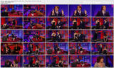 Lorraine Kelly - Friday Night With Jonathan Ross - riding machine & shake weights - 5th Feb 10
