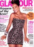 Rihanna Glamour Magazine Scans